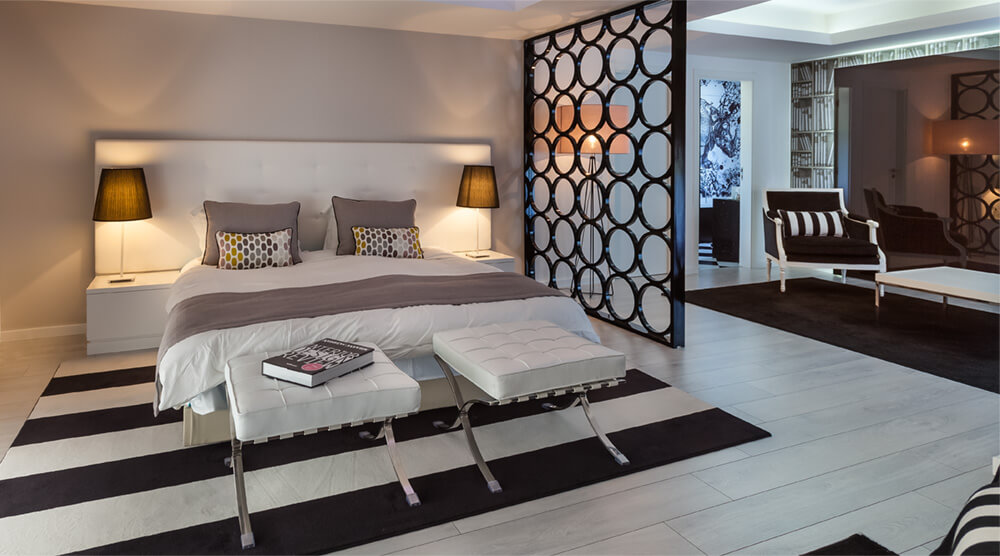 Quando a geometria conhece o conforto 5 | Hauss - Interior Design e Contract
