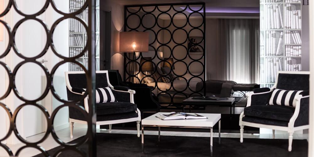 Quando a geometria conhece o conforto 4 | Hauss - Interior Design e Contract