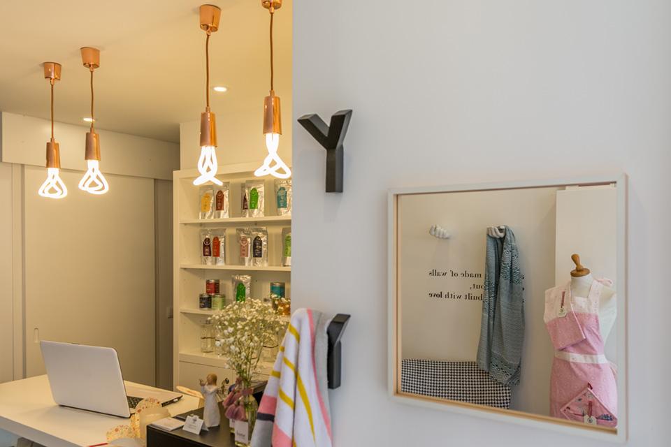 Harmonia em 25m<sup>2</sup> 1   Hauss - Interior Design e Contract