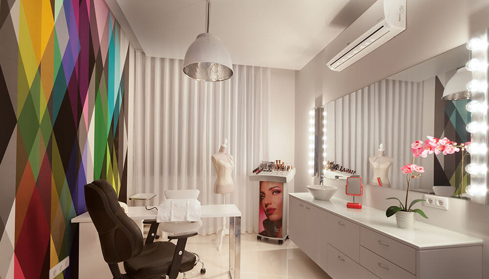 Um atelier de Beleza 1 | Hauss - Interior Design e Contract