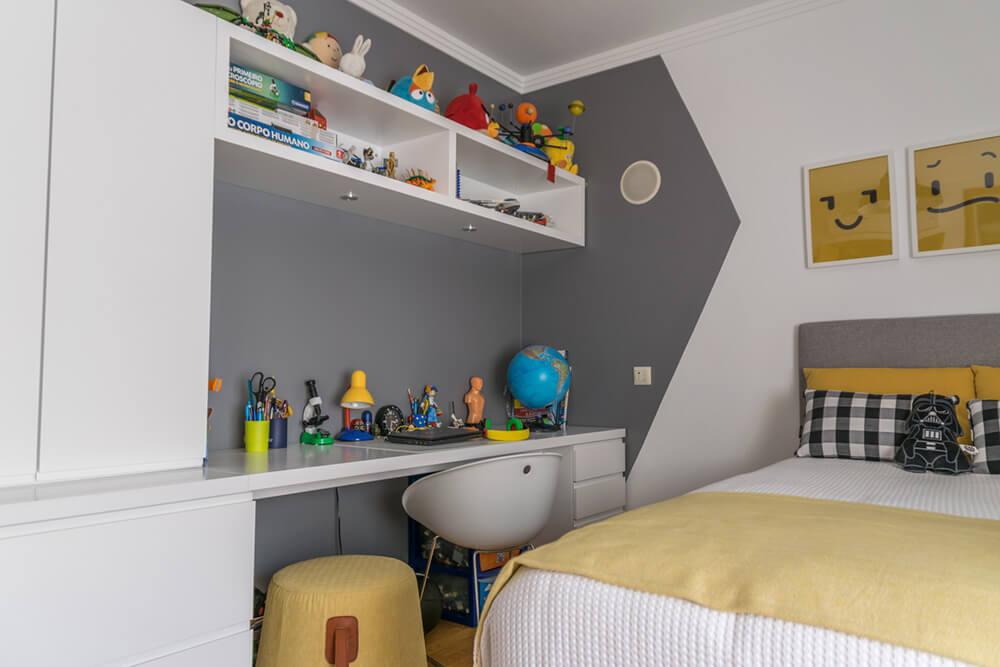Quartos Criança 1 | Hauss - Interior Design e Contract
