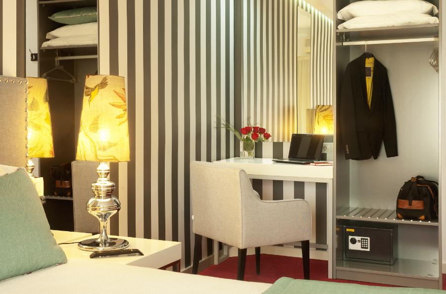 Um Hotel, mais por menos 1   Hauss - Interior Design e Contract