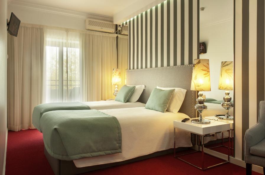Um Hotel, mais por menos 2   Hauss - Interior Design e Contract