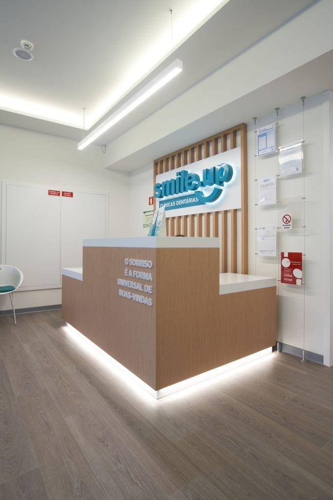 Clínicas Dentárias 2 | Hauss - Interior Design e Contract