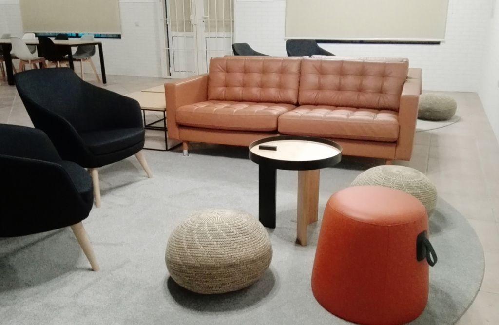 Um refeitório, um espaço de lazer 3   Hauss - Interior Design e Contract