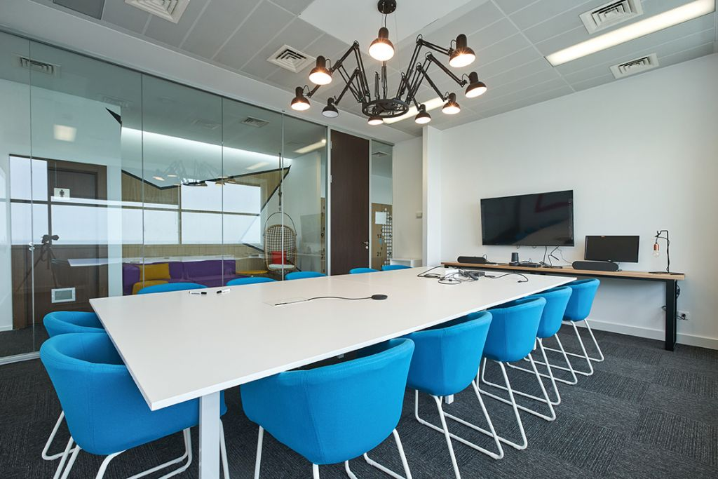 Altran 3 | Hauss - Interior Design e Contract
