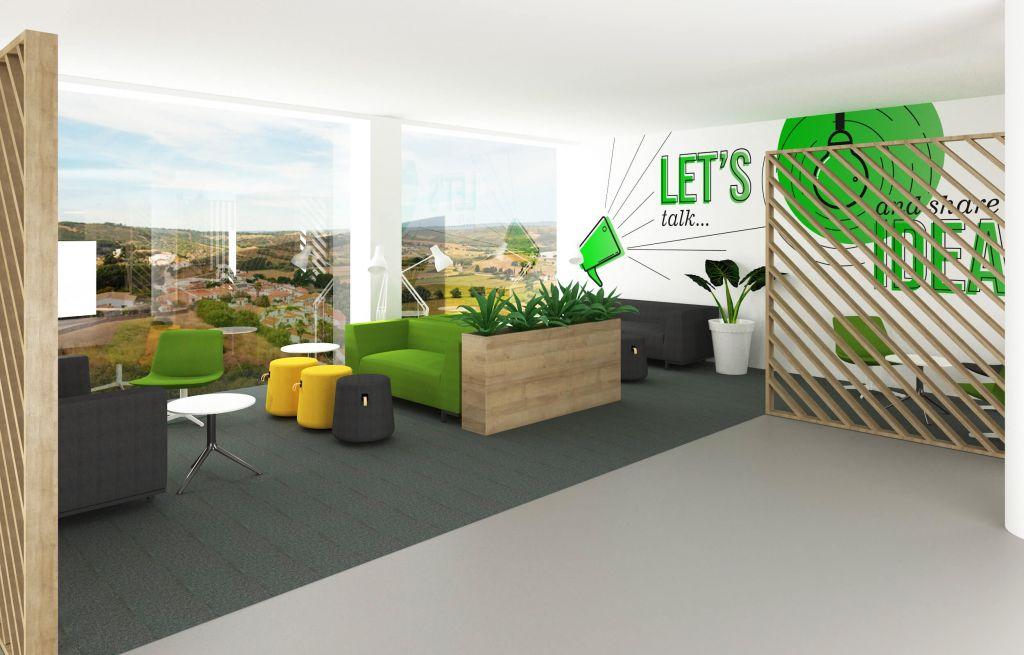 Espaço de trabalho e coworking 6 | Hauss - Interior Design e Contract