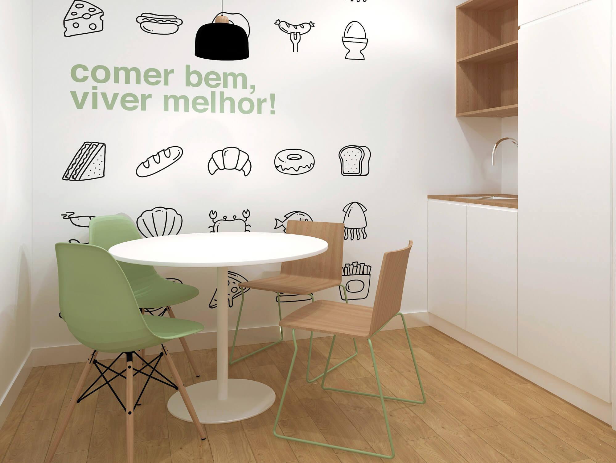 A união da classe docente 8 | Hauss - Interior Design e Contract