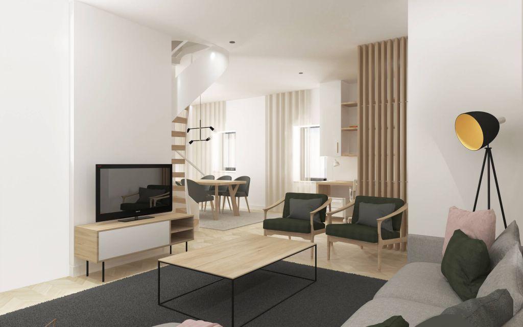 Remodelação de uma Moradia de Família 3 | Hauss - Interior Design e Contract